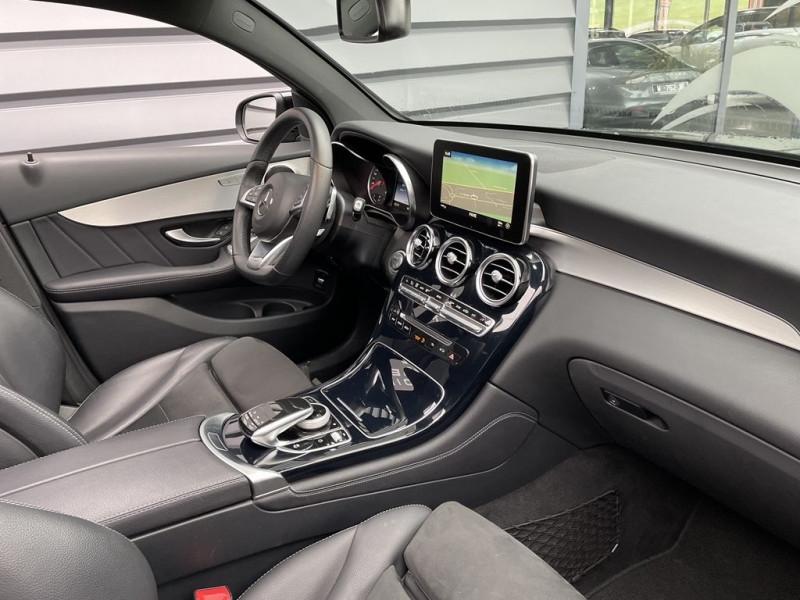 Photo 6 de l'offre de MERCEDES-BENZ GLC COUPE 250 D 204CH FASCINATION 4MATIC 9G-TRONIC EURO6C à 45990€ chez BCP Automobiles