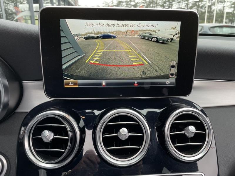 Photo 10 de l'offre de MERCEDES-BENZ GLC COUPE 250 D 204CH FASCINATION 4MATIC 9G-TRONIC EURO6C à 45990€ chez BCP Automobiles