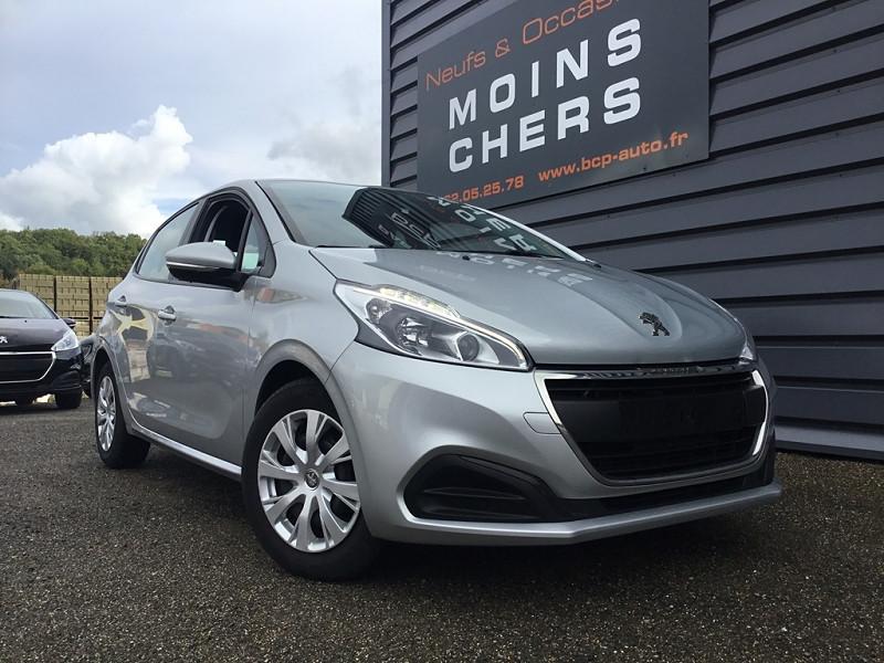 Peugeot 208 1.6 BLUEHDI 100CH ACTIVE 5P Diesel GRIS ALU Occasion à vendre