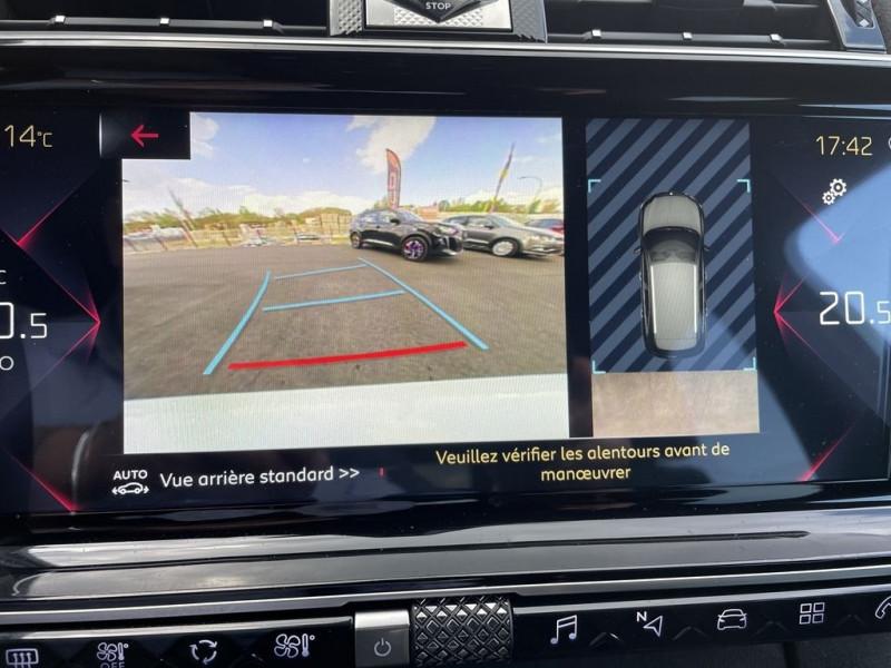 Photo 11 de l'offre de DS DS 7 CROSSBACK BLUEHDI 180CH PERFORMANCE LINE AUTOMATIQUE à 38990€ chez BCP Automobiles