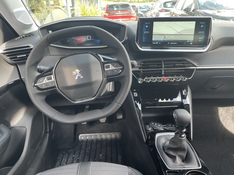 Photo 5 de l'offre de PEUGEOT 208 1.2 PURETECH 100CH S&S ALLURE PACK à 21990€ chez BCP Automobiles