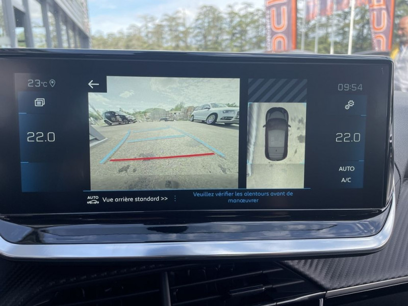 Photo 6 de l'offre de PEUGEOT 208 1.2 PURETECH 100CH S&S ALLURE PACK à 21990€ chez BCP Automobiles
