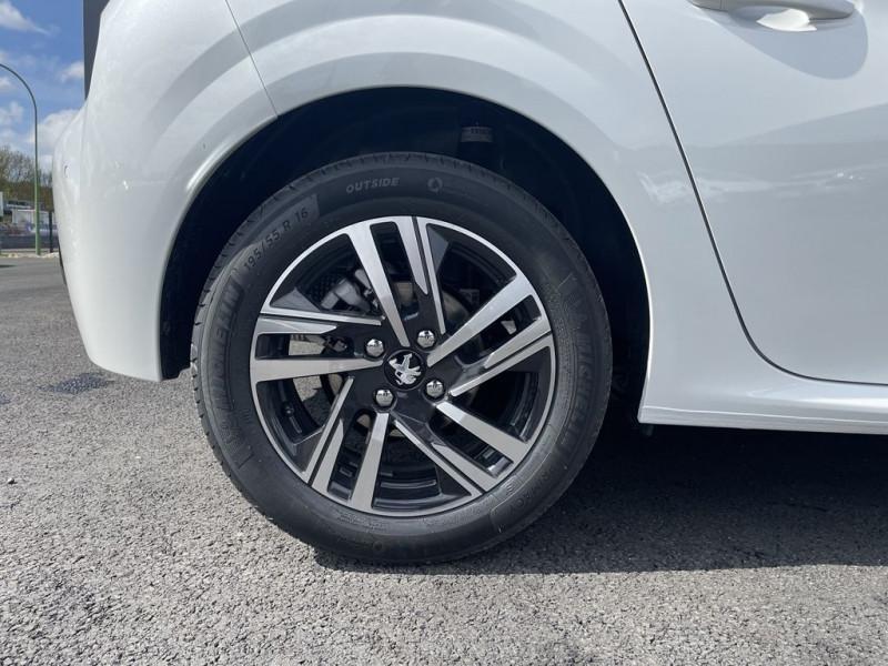 Photo 10 de l'offre de PEUGEOT 208 1.2 PURETECH 100CH S&S ALLURE PACK à 21990€ chez BCP Automobiles