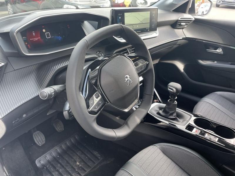 Photo 7 de l'offre de PEUGEOT 208 1.2 PURETECH 100CH S&S ALLURE PACK à 21990€ chez BCP Automobiles