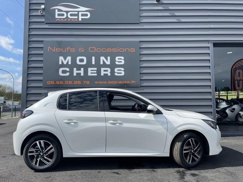Photo 2 de l'offre de PEUGEOT 208 1.2 PURETECH 100CH S&S ALLURE PACK à 21990€ chez BCP Automobiles