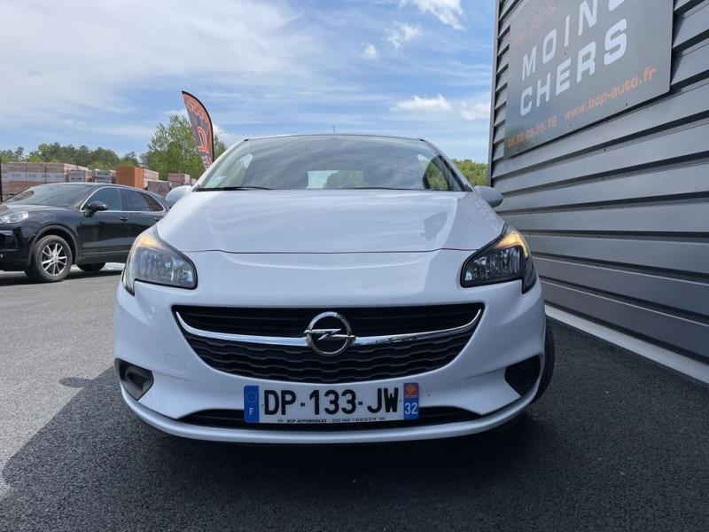 Photo 9 de l'offre de OPEL CORSA 1.3 CDTI 75CH EDITION 3P à 7490€ chez BCP Automobiles