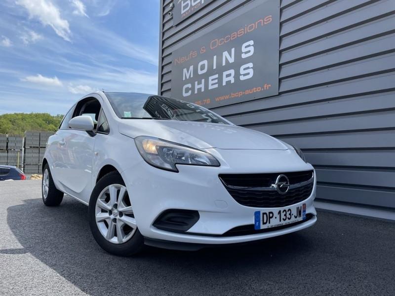 Opel CORSA 1.3 CDTI 75CH EDITION 3P Diesel BLANC Occasion à vendre