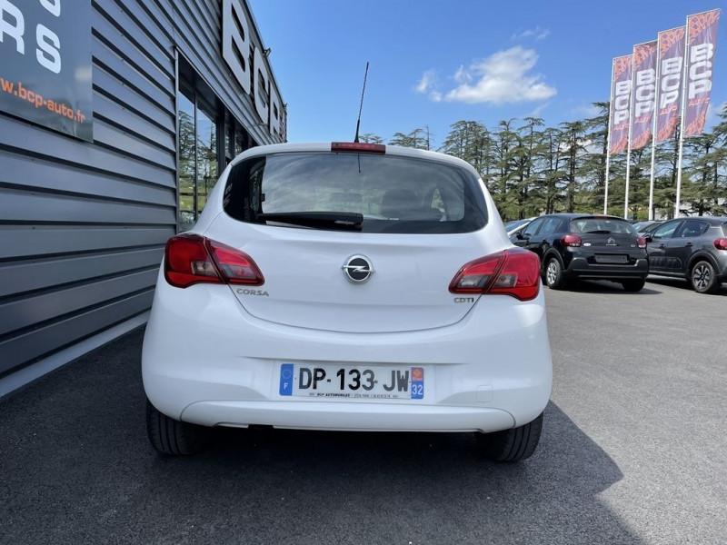 Photo 10 de l'offre de OPEL CORSA 1.3 CDTI 75CH EDITION 3P à 7490€ chez BCP Automobiles