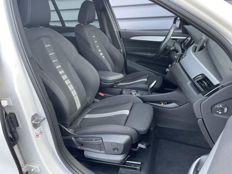Photo 8 de l'offre de BMW X1 (F48) SDRIVE18DA 150CH BUSINESS DESIGN EURO6D-T à 29990€ chez BCP Automobiles
