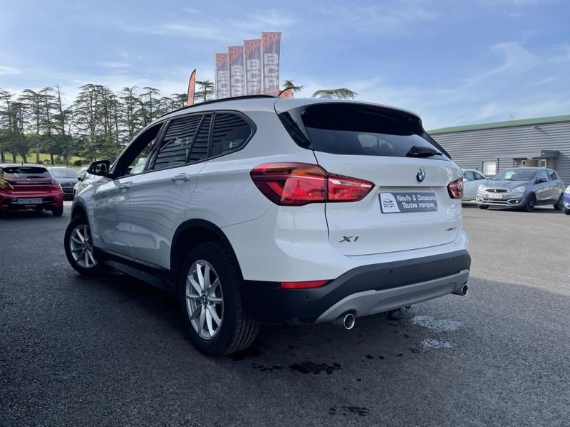 Photo 4 de l'offre de BMW X1 (F48) SDRIVE18DA 150CH BUSINESS DESIGN EURO6D-T à 29990€ chez BCP Automobiles