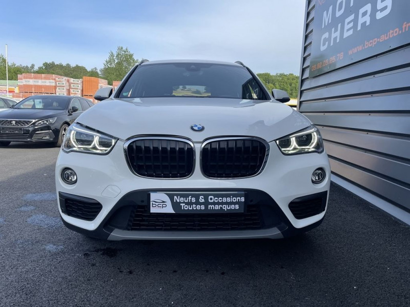 Photo 10 de l'offre de BMW X1 (F48) SDRIVE18DA 150CH BUSINESS DESIGN EURO6D-T à 29990€ chez BCP Automobiles