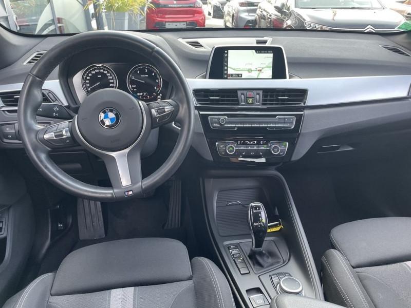 Photo 5 de l'offre de BMW X1 (F48) SDRIVE18DA 150CH BUSINESS DESIGN EURO6D-T à 29990€ chez BCP Automobiles