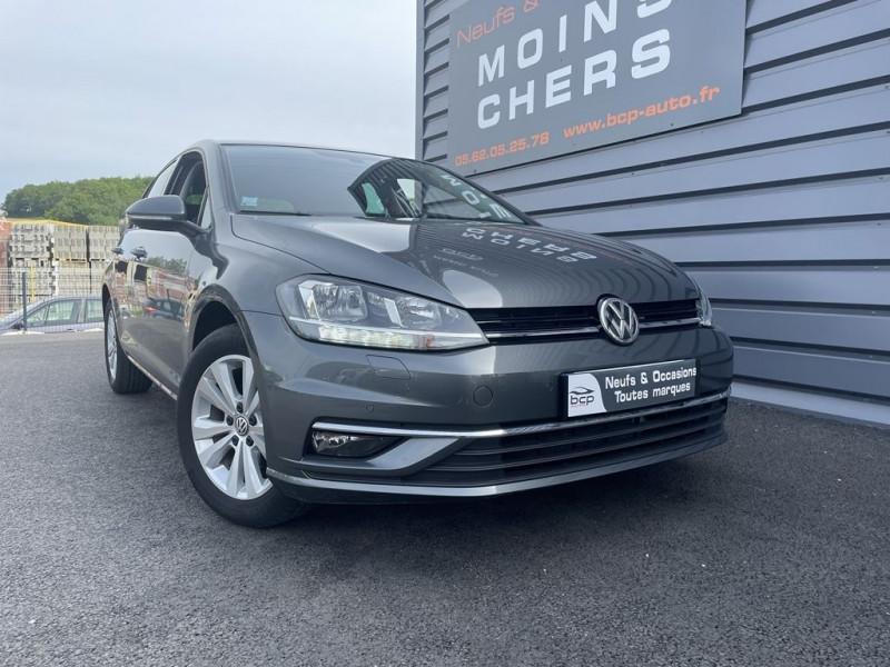 Volkswagen GOLF VII 1.0 TSI 115CH CONNECT EURO6D-T 5P Essence GRIS FER Occasion à vendre