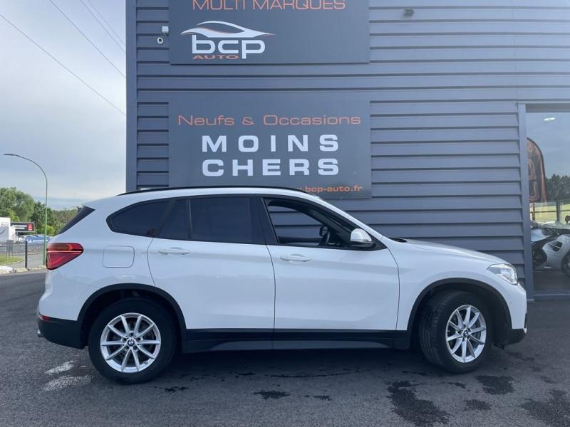 Photo 2 de l'offre de BMW X1 (F48) SDRIVE18DA 150CH BUSINESS DESIGN EURO6D-T à 29990€ chez BCP Automobiles
