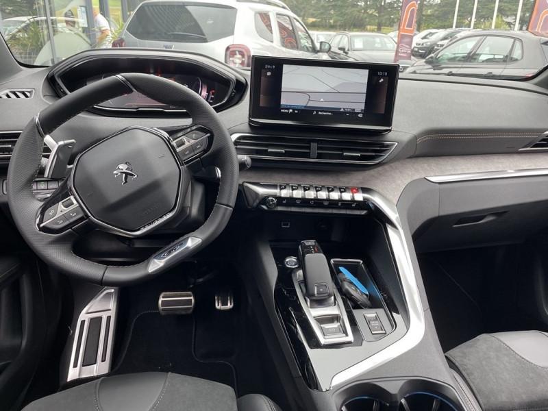 Photo 5 de l'offre de PEUGEOT 3008 1.5 BLUEHDI 130CH S&S GT PACK EAT8 à 37990€ chez BCP Automobiles