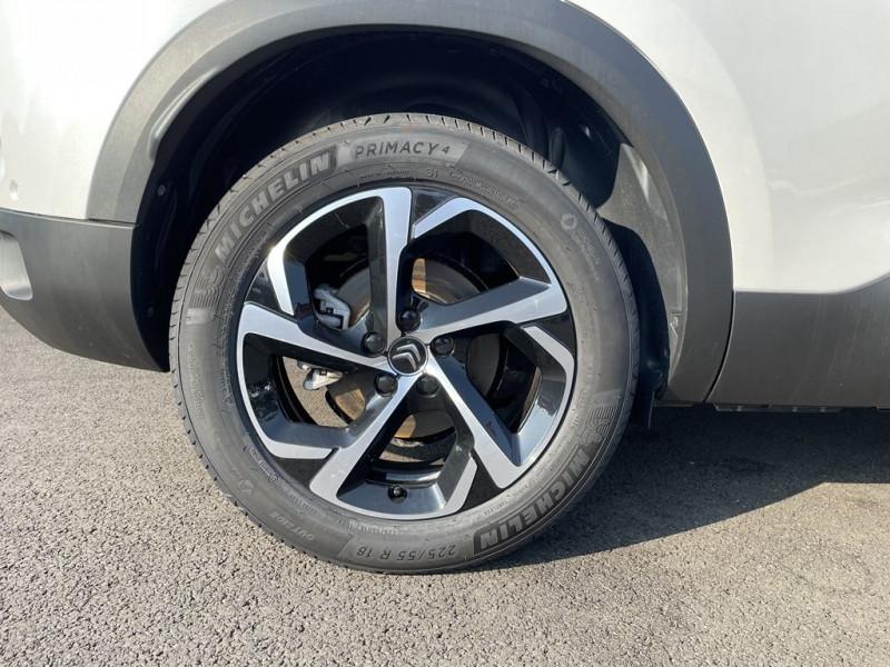 Photo 12 de l'offre de CITROEN C5 AIRCROSS BLUEHDI 130CH S&S SHINE EAT8 E6.D à 34990€ chez BCP Automobiles