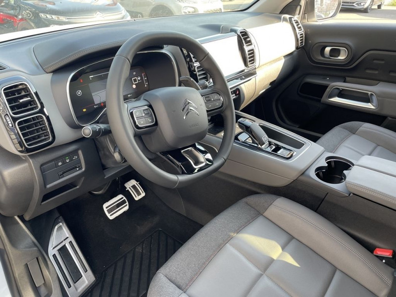 Photo 6 de l'offre de CITROEN C5 AIRCROSS BLUEHDI 130CH S&S SHINE EAT8 E6.D à 34990€ chez BCP Automobiles