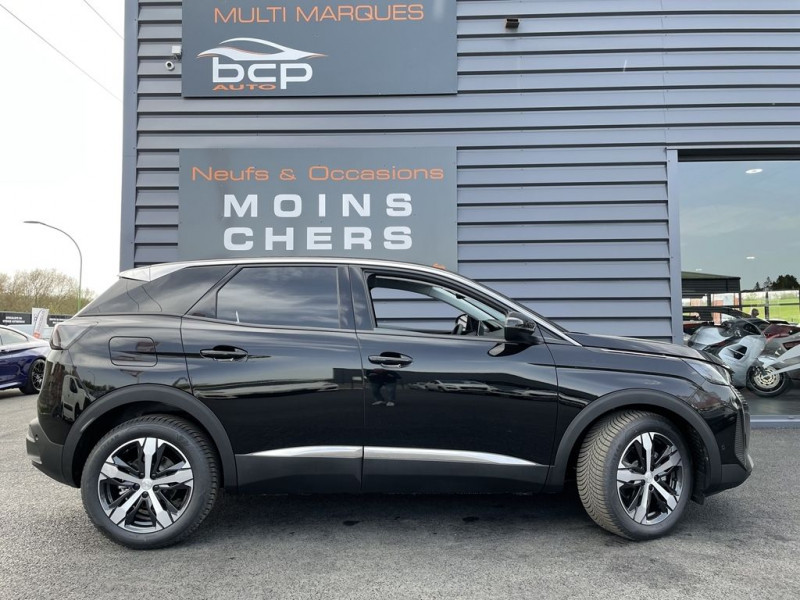 Photo 2 de l'offre de PEUGEOT 3008 1.5 BLUEHDI 130CH S&S ALLURE EAT8 à 34990€ chez BCP Automobiles