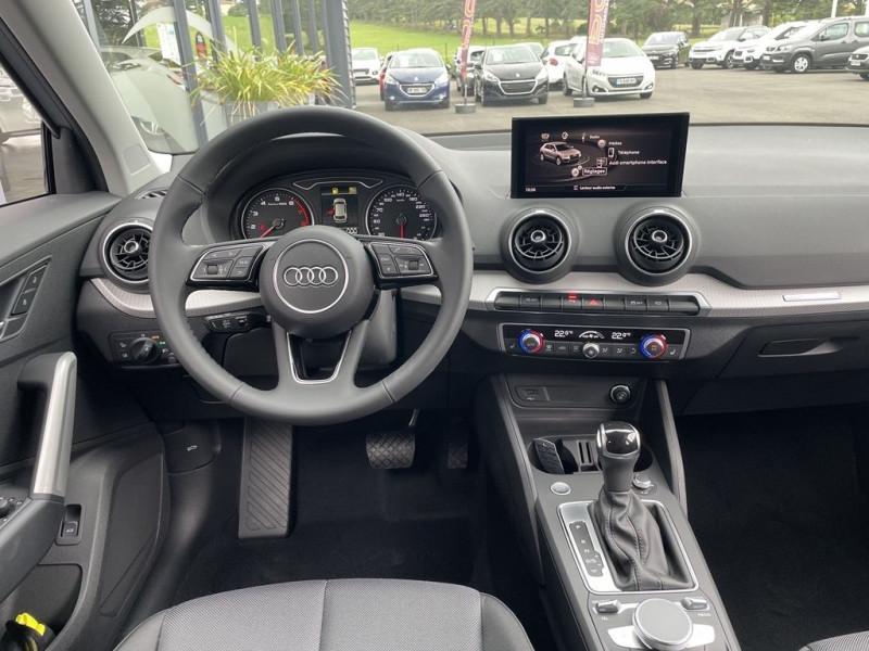 Photo 5 de l'offre de AUDI Q2 35 TFSI 150CH DESIGN S TRONIC 7 à 34990€ chez BCP Automobiles