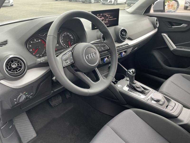 Photo 6 de l'offre de AUDI Q2 35 TFSI 150CH DESIGN S TRONIC 7 à 34990€ chez BCP Automobiles