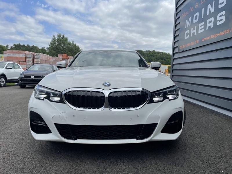 Photo 12 de l'offre de BMW SERIE 3 (G20) 318DA MH 150CH M SPORT à 36990€ chez BCP Automobiles