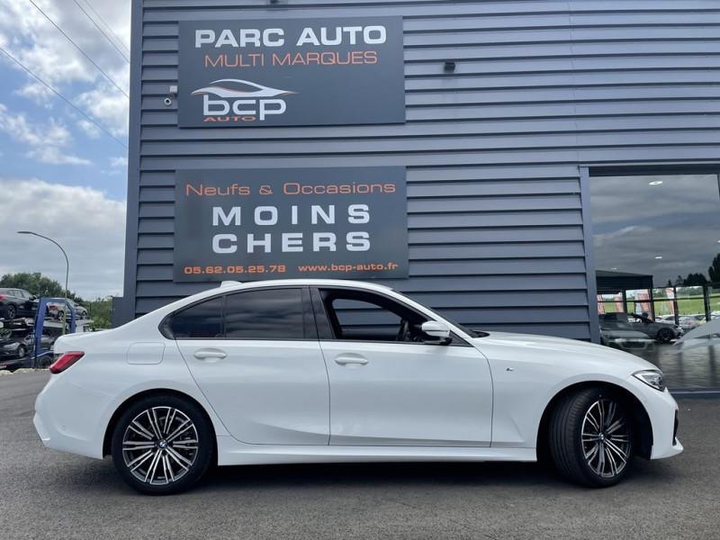 Photo 2 de l'offre de BMW SERIE 3 (G20) 318DA MH 150CH M SPORT à 36990€ chez BCP Automobiles