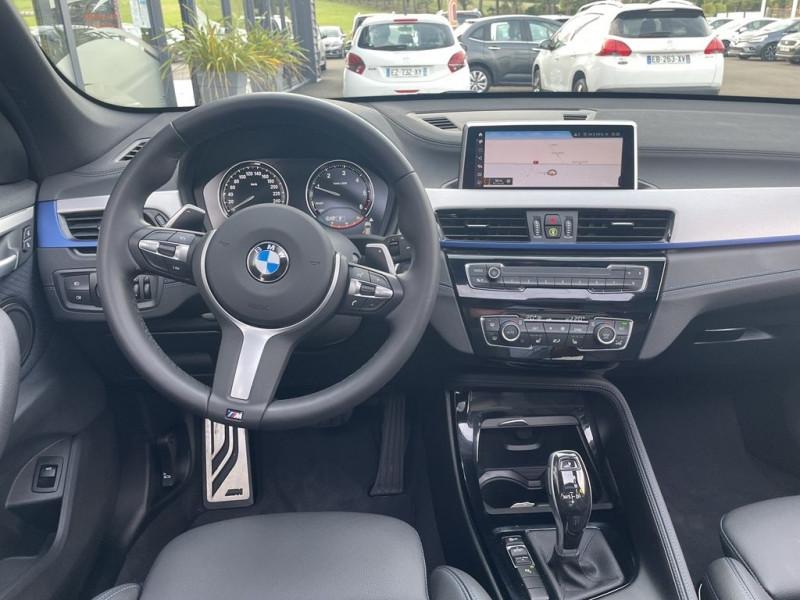 Photo 5 de l'offre de BMW X1 (F48) SDRIVE18DA 150CH M SPORT à 39990€ chez BCP Automobiles