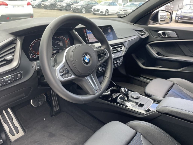 Photo 6 de l'offre de BMW SERIE 1 (F40) 118DA 150CH M SPORT 8CV à 35990€ chez BCP Automobiles
