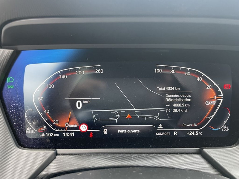 Photo 10 de l'offre de BMW SERIE 1 (F40) 118DA 150CH M SPORT 8CV à 35990€ chez BCP Automobiles