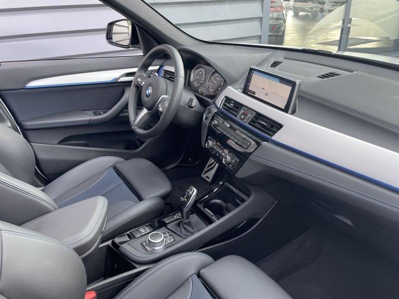 Photo 7 de l'offre de BMW X1 (F48) SDRIVE18DA 150CH M SPORT à 39990€ chez BCP Automobiles