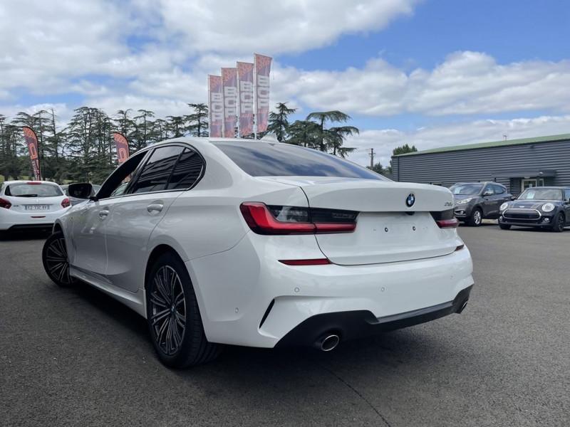 Photo 4 de l'offre de BMW SERIE 3 (G20) 318DA MH 150CH M SPORT à 36990€ chez BCP Automobiles