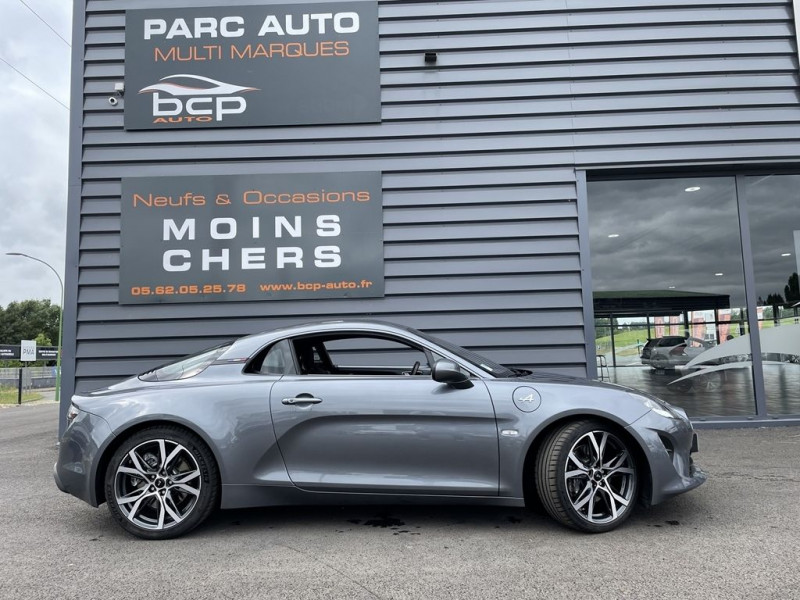 Photo 2 de l'offre de ALPINE A110 1.8T 252CH LEGENDE à 64990€ chez BCP Automobiles