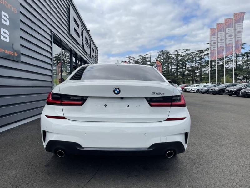 Photo 13 de l'offre de BMW SERIE 3 (G20) 318DA MH 150CH M SPORT à 36990€ chez BCP Automobiles