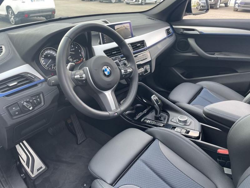 Photo 6 de l'offre de BMW X1 (F48) SDRIVE18DA 150CH M SPORT à 39990€ chez BCP Automobiles