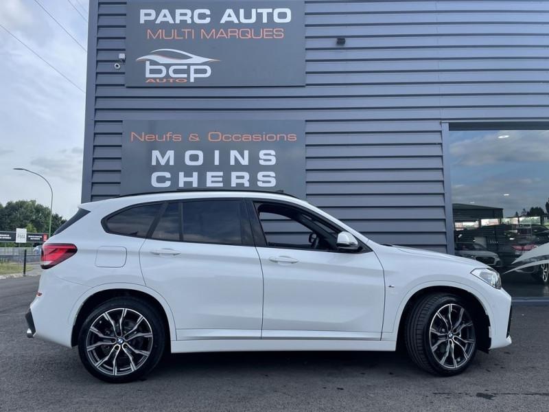 Photo 2 de l'offre de BMW X1 (F48) SDRIVE18DA 150CH M SPORT à 39990€ chez BCP Automobiles