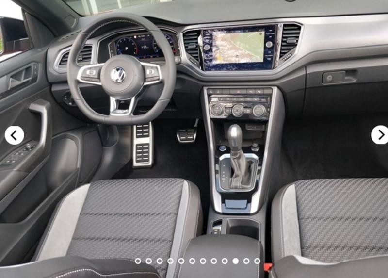 Photo 2 de l'offre de VOLKSWAGEN T-ROC CABRIOLET 1.5 TSI EVO 150CH R-LINE DSG7 à 39990€ chez BCP Automobiles