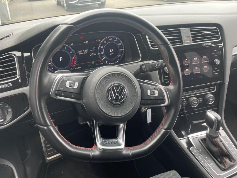Photo 9 de l'offre de VOLKSWAGEN GOLF VII 2.0 TSI 245CH BLUEMOTION TECHNOLOGY GTI PERFORMANCE DSG7 5P à 30990€ chez BCP Automobiles