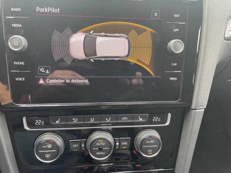 Photo 10 de l'offre de VOLKSWAGEN GOLF VII 2.0 TSI 245CH BLUEMOTION TECHNOLOGY GTI PERFORMANCE DSG7 5P à 30990€ chez BCP Automobiles