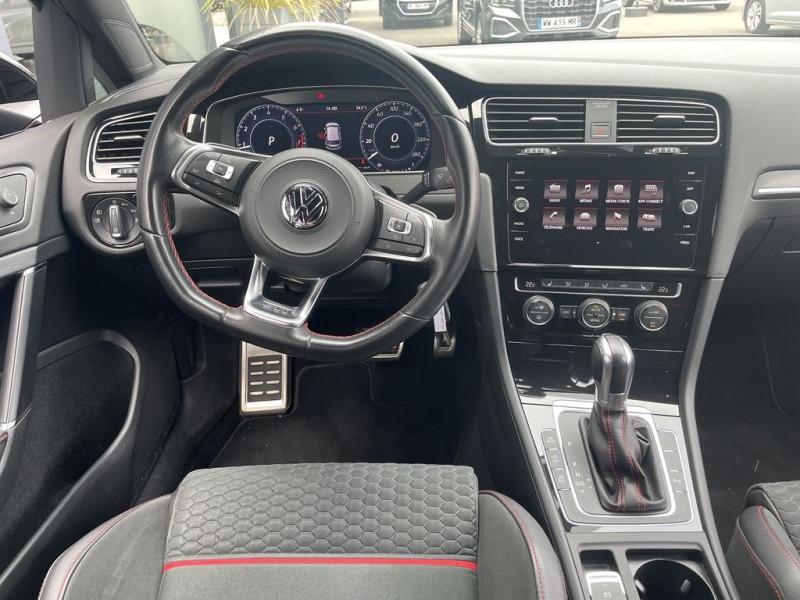 Photo 5 de l'offre de VOLKSWAGEN GOLF VII 2.0 TSI 245CH BLUEMOTION TECHNOLOGY GTI PERFORMANCE DSG7 5P à 30990€ chez BCP Automobiles