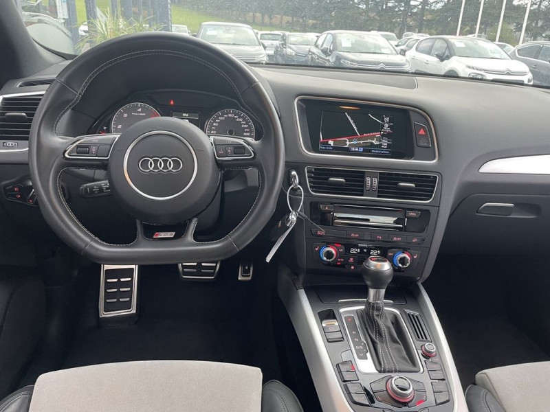 Photo 5 de l'offre de AUDI SQ5 3.0 V6 BITDI 326CH QUATTRO TIPTRONIC à 39990€ chez BCP Automobiles