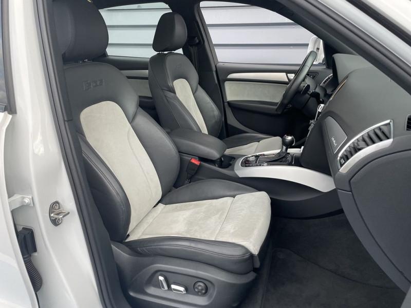 Photo 8 de l'offre de AUDI SQ5 3.0 V6 BITDI 326CH QUATTRO TIPTRONIC à 39990€ chez BCP Automobiles