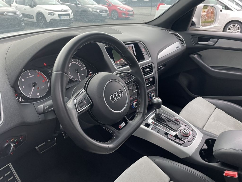 Photo 6 de l'offre de AUDI SQ5 3.0 V6 BITDI 326CH QUATTRO TIPTRONIC à 39990€ chez BCP Automobiles