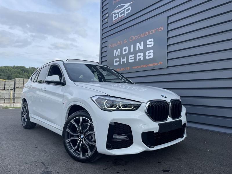 Photo 1 de l'offre de BMW X1 (F48) SDRIVE18DA 150CH M SPORT à 41990€ chez BCP Automobiles