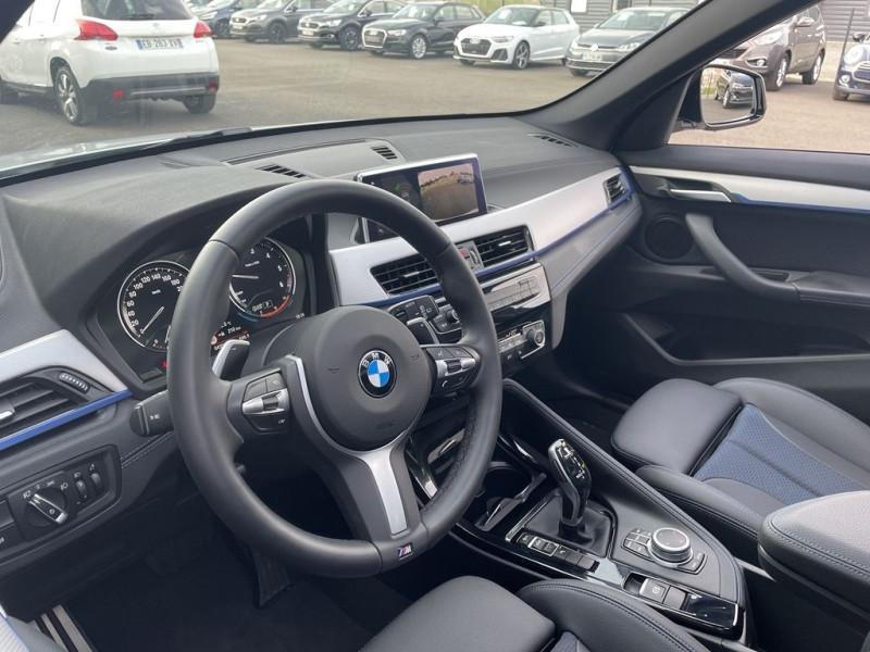 Photo 6 de l'offre de BMW X1 (F48) SDRIVE18DA 150CH M SPORT à 41990€ chez BCP Automobiles
