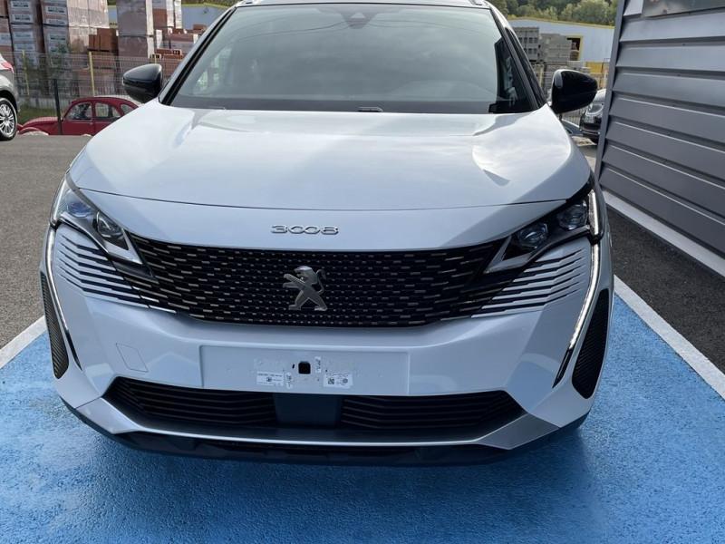 Photo 11 de l'offre de PEUGEOT 3008 1.5 BLUEHDI 130CH S&S GT à 34990€ chez BCP Automobiles