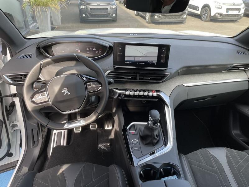 Photo 5 de l'offre de PEUGEOT 3008 1.5 BLUEHDI 130CH S&S GT à 34990€ chez BCP Automobiles