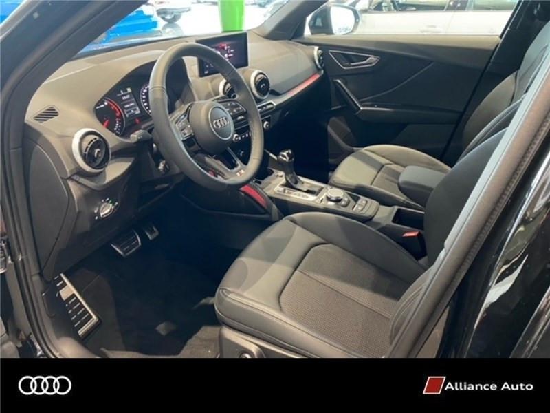 Photo 5 de l'offre de AUDI Q2 35 TFSI 150 S TRONIC 7 à 42335€ chez Alliance Auto – Audi Morlaix