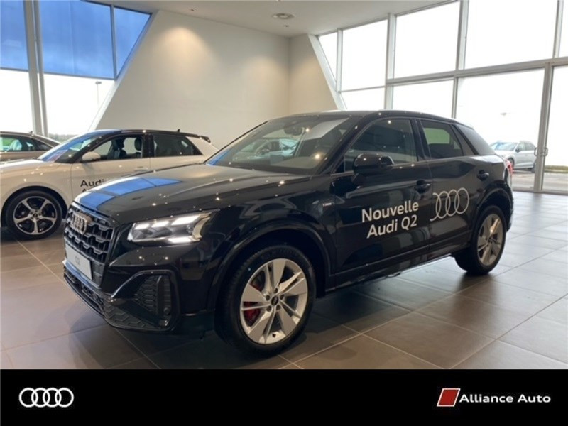 Photo 4 de l'offre de AUDI Q2 35 TFSI 150 S TRONIC 7 à 42335€ chez Alliance Auto – Audi Morlaix