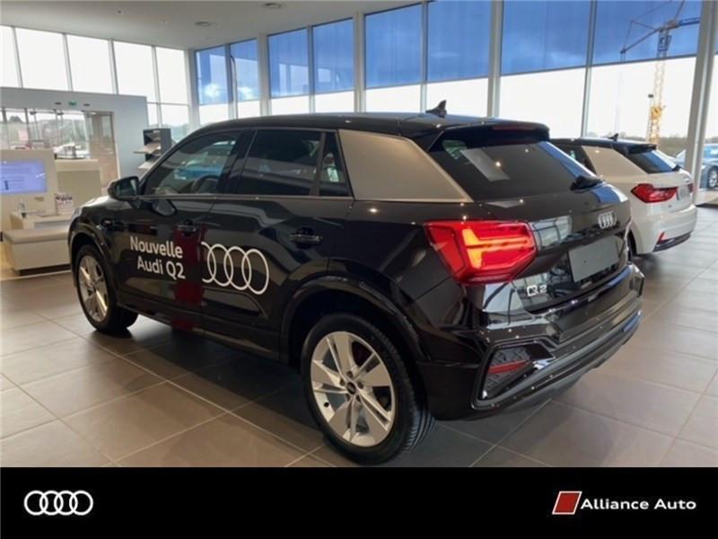 Photo 3 de l'offre de AUDI Q2 35 TFSI 150 S TRONIC 7 à 42335€ chez Alliance Auto – Audi Morlaix