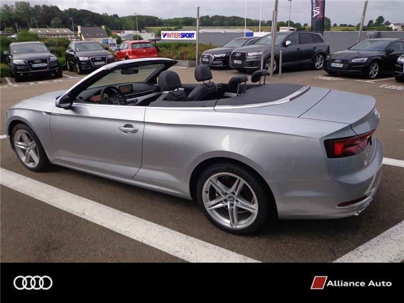 Photo 5 de l'offre de AUDI A5 2.0 TDI 190 S TRONIC 7 à 48990€ chez Alliance Auto – Audi Morlaix